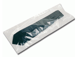 Bolsa corbata transparente