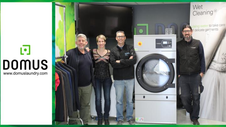 Visita de Domus Laundry